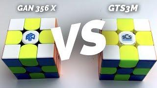GAN 356 X vs GTS3M