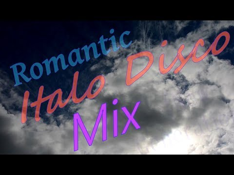 Romantic Italo Disco Mix (Non-Stop)