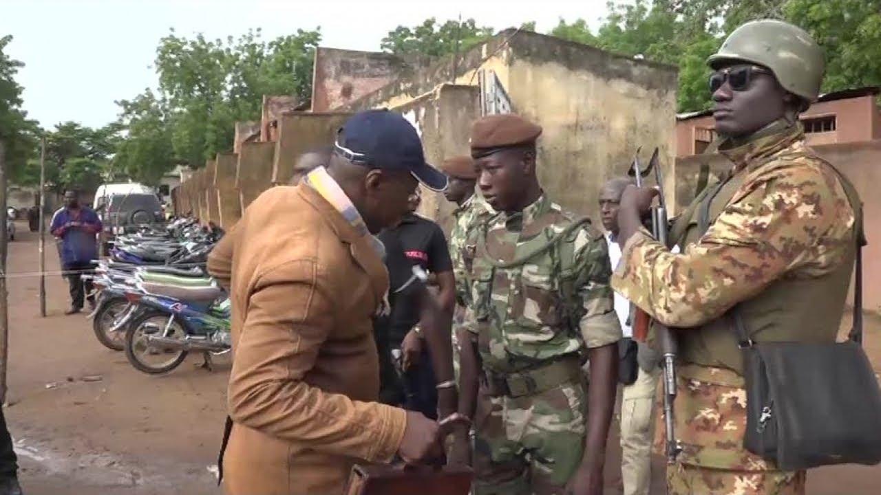 Mali, ÉLECTION PRÉSIDENTIELLE CE 29 JUILLET