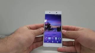 Botão de reset da linha Xperia da SONY do Z1 ao Z5, para situações de travar o Android, vídeo em 2k.