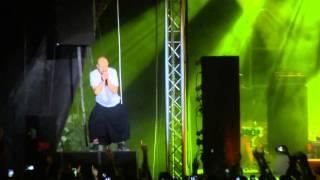 James - Senorita Live in Athens