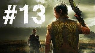 The Walking Dead Survival Instinct Gameplay Walkthrough Part 13 - The Serum (Video Game)