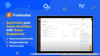 Sales Sequences in Freshsales