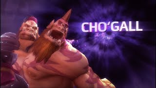 Heroes of the Storm | CHO'GALL IS ACTUALLY THE BEST?? | Cho'Gall Gameplay ft. Sinvicta