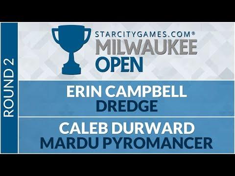 SCGMKE - Round 2 - Erin Campbell vs Caleb Durward [Modern]