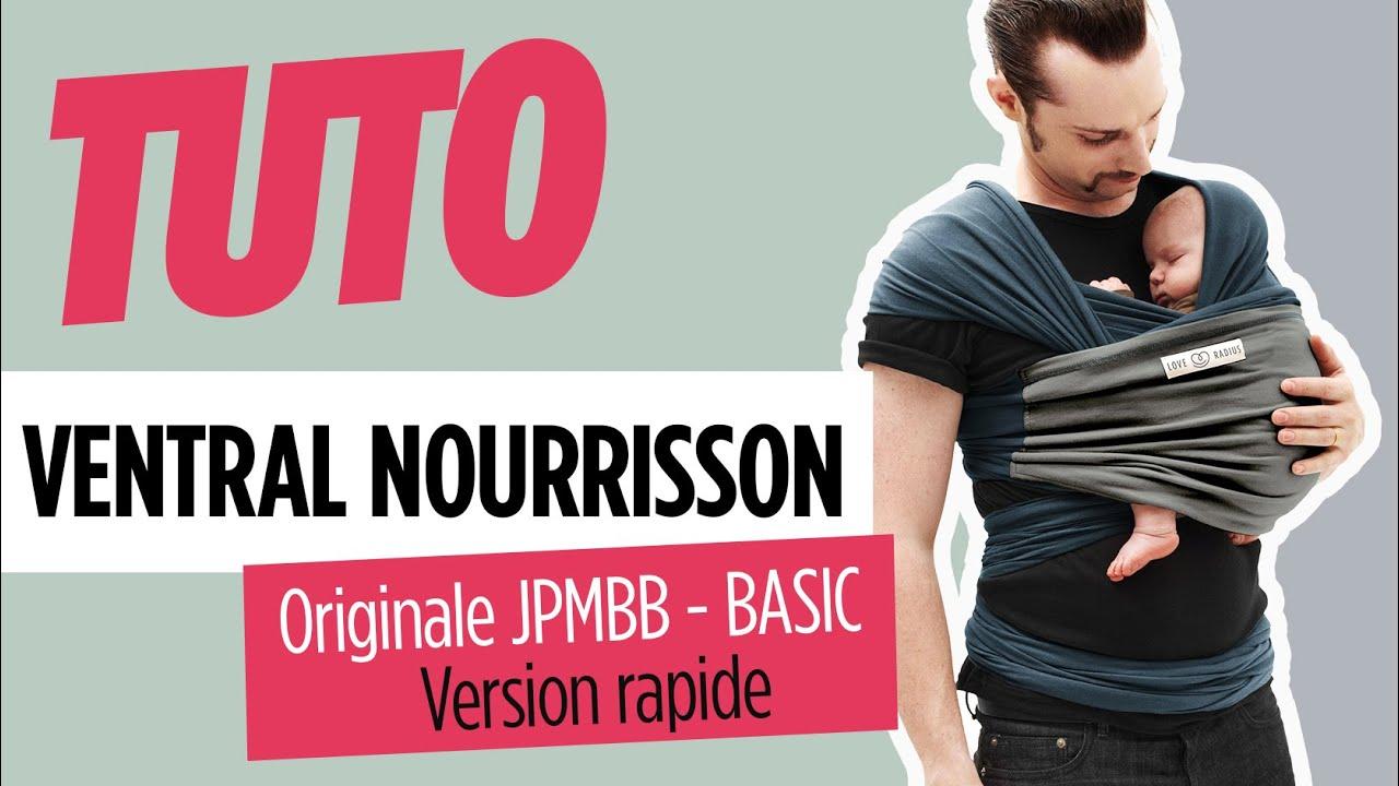 Portage - Ventral pour nourrisson (version rapide) - Love Radius ... f2378cdaf70