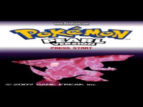 Pokemon Pearl | ROM Download!