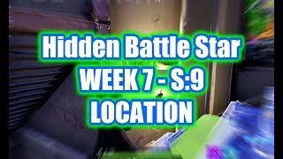 Week 7 Secret Battle Star - Season 9 (Fortnite)