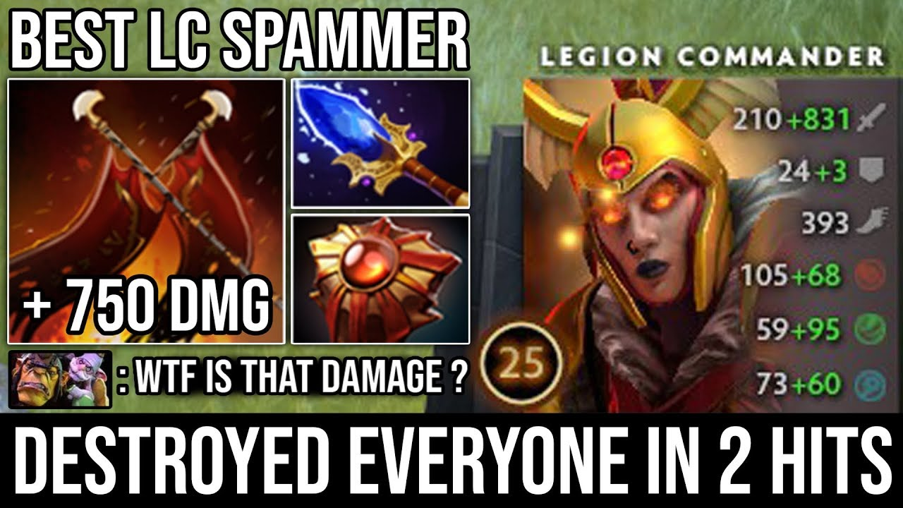 Ultimate Fast Hand Mid Legion Spammer + 750 Damage Destroyed Everyone in 2 Hits with Scepter 27Kills