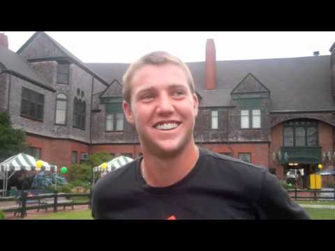 Quick Q & A With Jack Sock