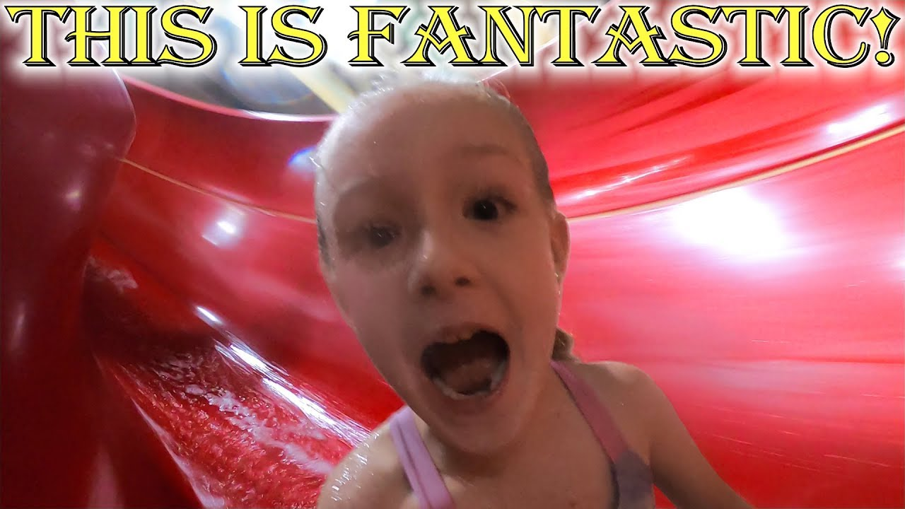 Download THIS IS FANTASTIC!!! 😂😂 Insane Water Slides at the Great Wolf Lodge Water Park!