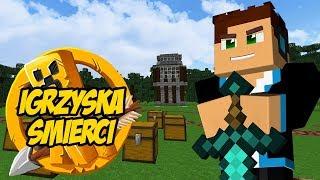 Minecraft Igrzyska Śmierci #102 - NAJSTARSZA MAPA! | The Survival Games | Vertez