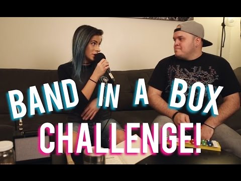 Band in a Box Challenge! - Andie Case