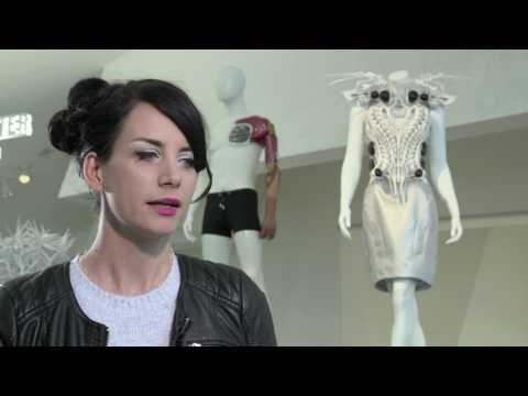 »Hello, Robot.« An Interview with Anouk Wipprecht, Fashion-Tech Designer and Innovator