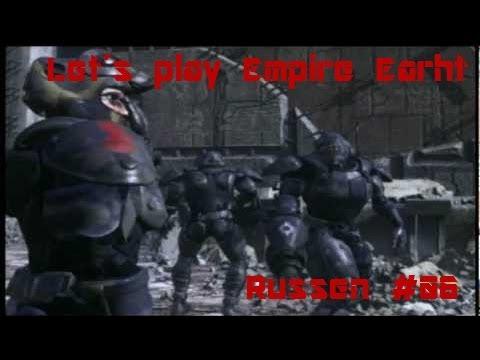 Lets Play Empire Earth - Russenkampagne #06 [Deutsch HD] Der Diktator und sein Blechspielzeug XD