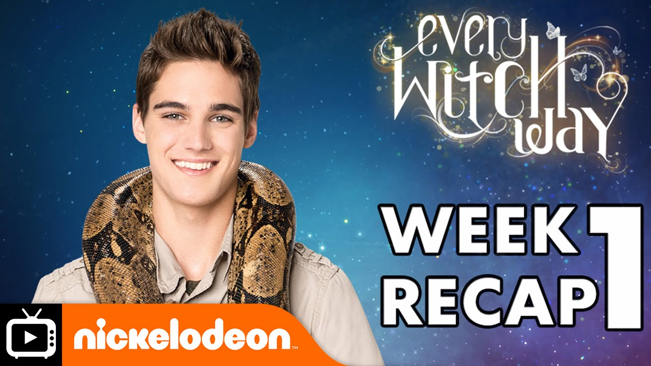 Download Every Witch Way | Who's Daniel? | Nickelodeon UK