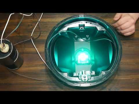Teardown of an LED Traffic Light Module