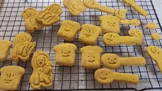 강아지용 수제 쿠키 만들기_아토랑