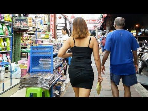 Pattaya Night Bazaar - Shopping In Pattaya 2018