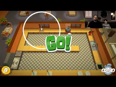 Overcooked One: Diner Dash On Steroids | Nerdient