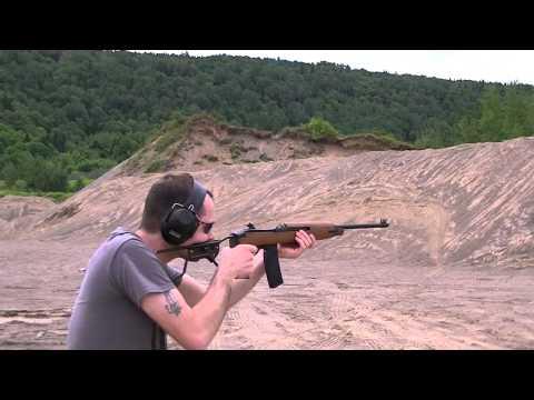 "Auto-Ordnance M1 Carbine ""Paratrooper"""