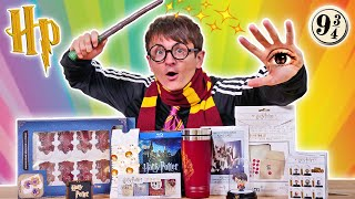 Ich teste HARRY POTTER Produkte von Amazon!