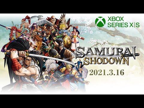 【ENG】SAMURAI SHODOWN - Xbox Series X|S Trailer (Europe)
