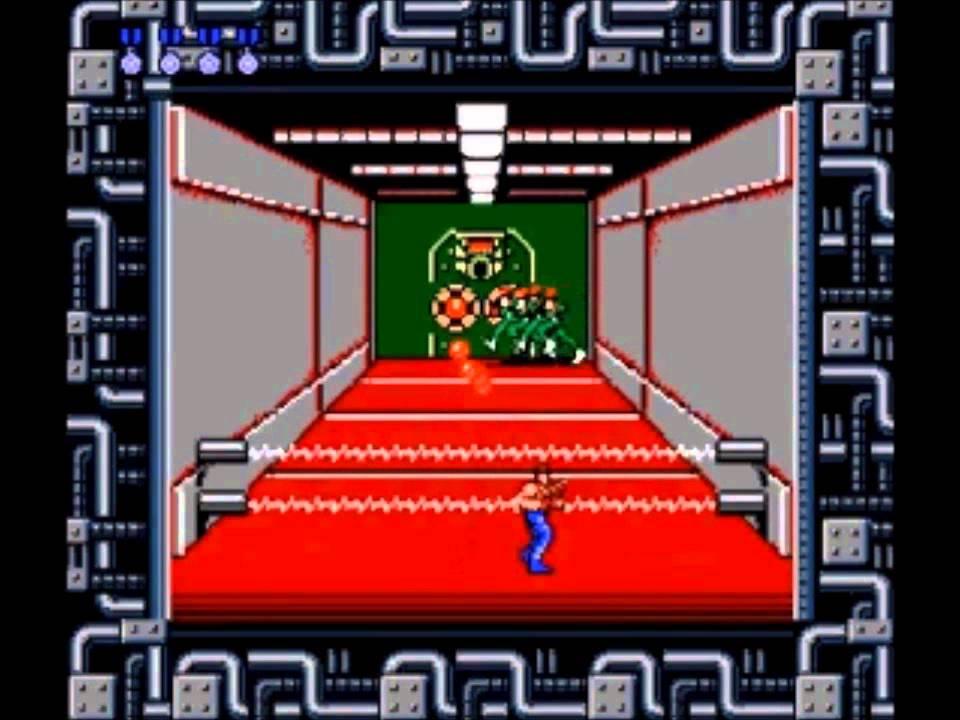 Cheating Series: <b>Contra</b> Invincibility (<b>Game Genie Code</b>) [Re-Post ...