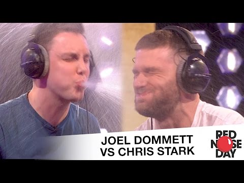 Innuendo Bingo with Joel Dommett and Chris Stark: Comic Relief 2017: Red Nose Day
