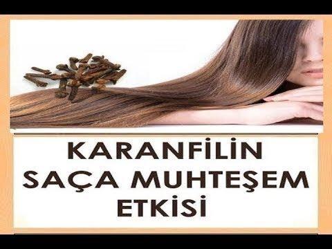Karanfil'in Saçlara Mucizevi Faydaları Ve 7 Etkisi