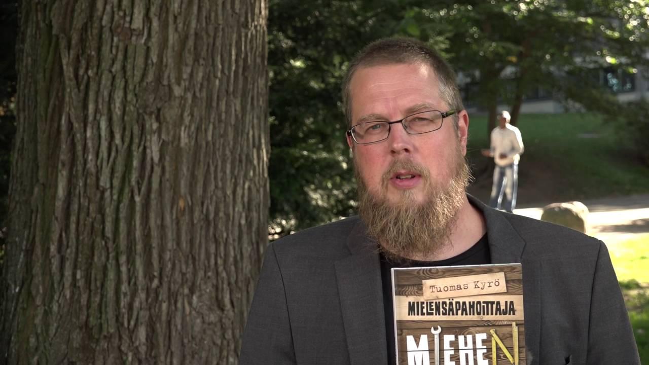 Tuomas Kyrö Mielensäpahoittaja