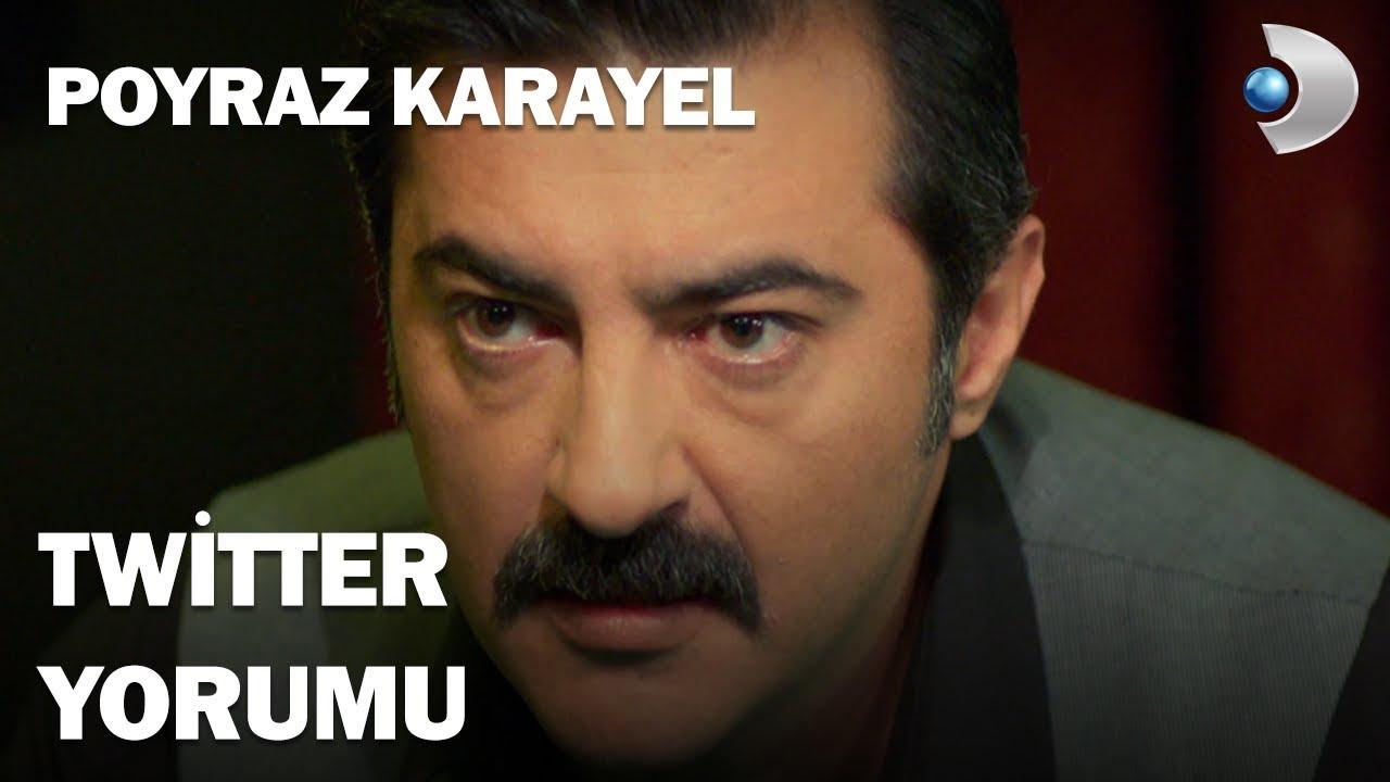 Zülfikar'dan Twitter Yorumu! - Poyraz Karayel 13.Bölüm