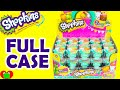 Shopkins Season 3 Blind Baskets Full Case Opening with 6 Ultra Rares