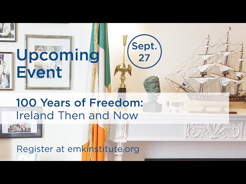100 Years Of Freedom: Ireland Then And Now