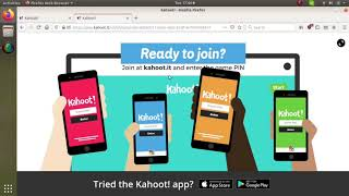 How to create an online game using Kahoot!