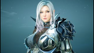 5 Minutes of Black Desert Online Xbox One X Combat Gameplay - E3 2018