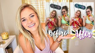 HOW I EDIT MY INSTAGRAM PICTURES!