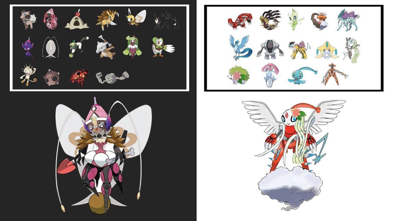 Evolution of Pokémon Games (Gen 1-7) - YouTube