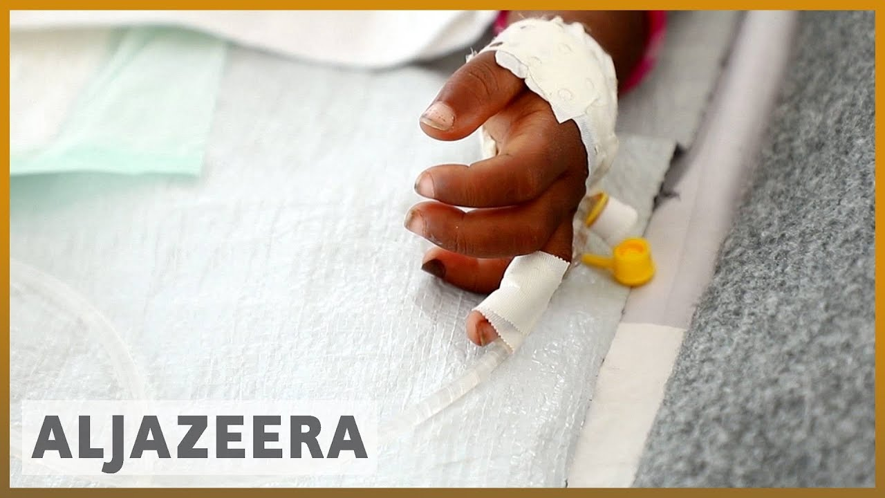AlJazeera English:DRC: Measles vaccinations suspended over latest Ebola outbreak