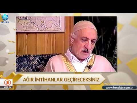 Fethullah Gulen Hocaefendi yillar öncesinden yasanan sureci anlatiyor