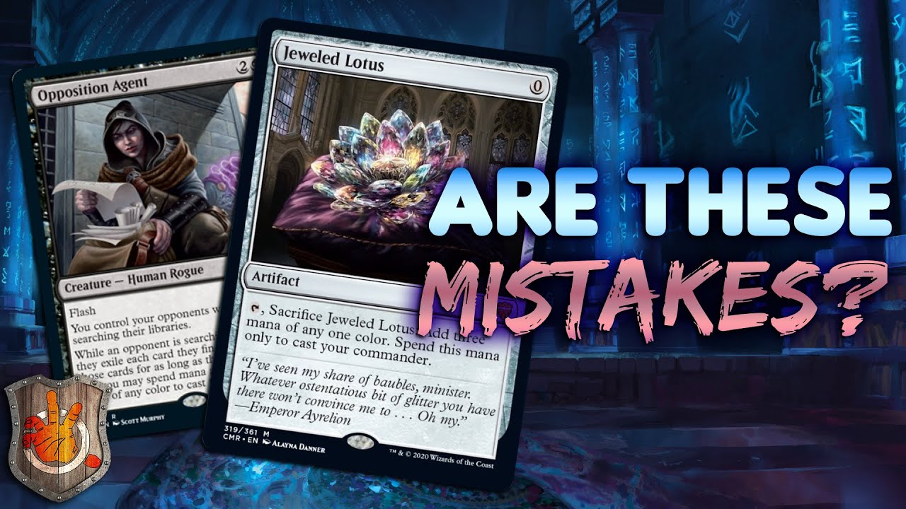 Commander Legends - Are These Design Mistakes? | The Command Zone #360 | Magic: The Gathering EDH