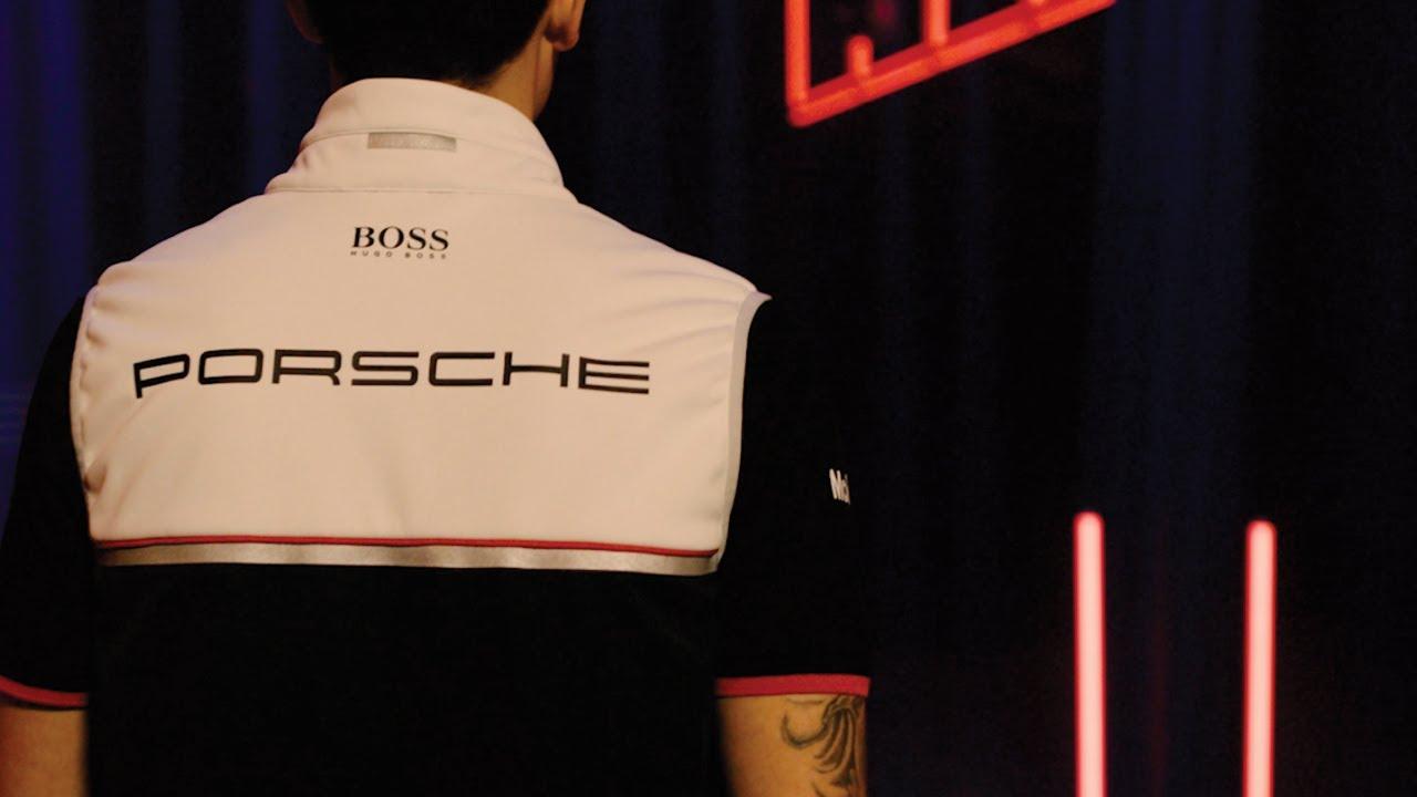 Home Porsche Driver's Selection