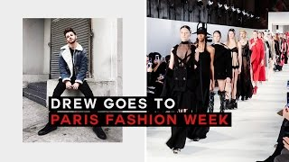 Come With Me To Paris Fashion Week!!! - VLOG 2017