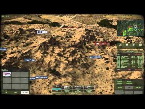 War Game Red Dragon British Commonwealth Gameplay