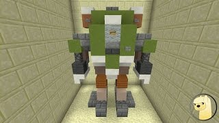 Minecraft - Як побудувати в Titanfall 2, БТ-7274!