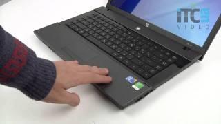 видео Ноутбук HP Compaq 620 (WS964ES)
