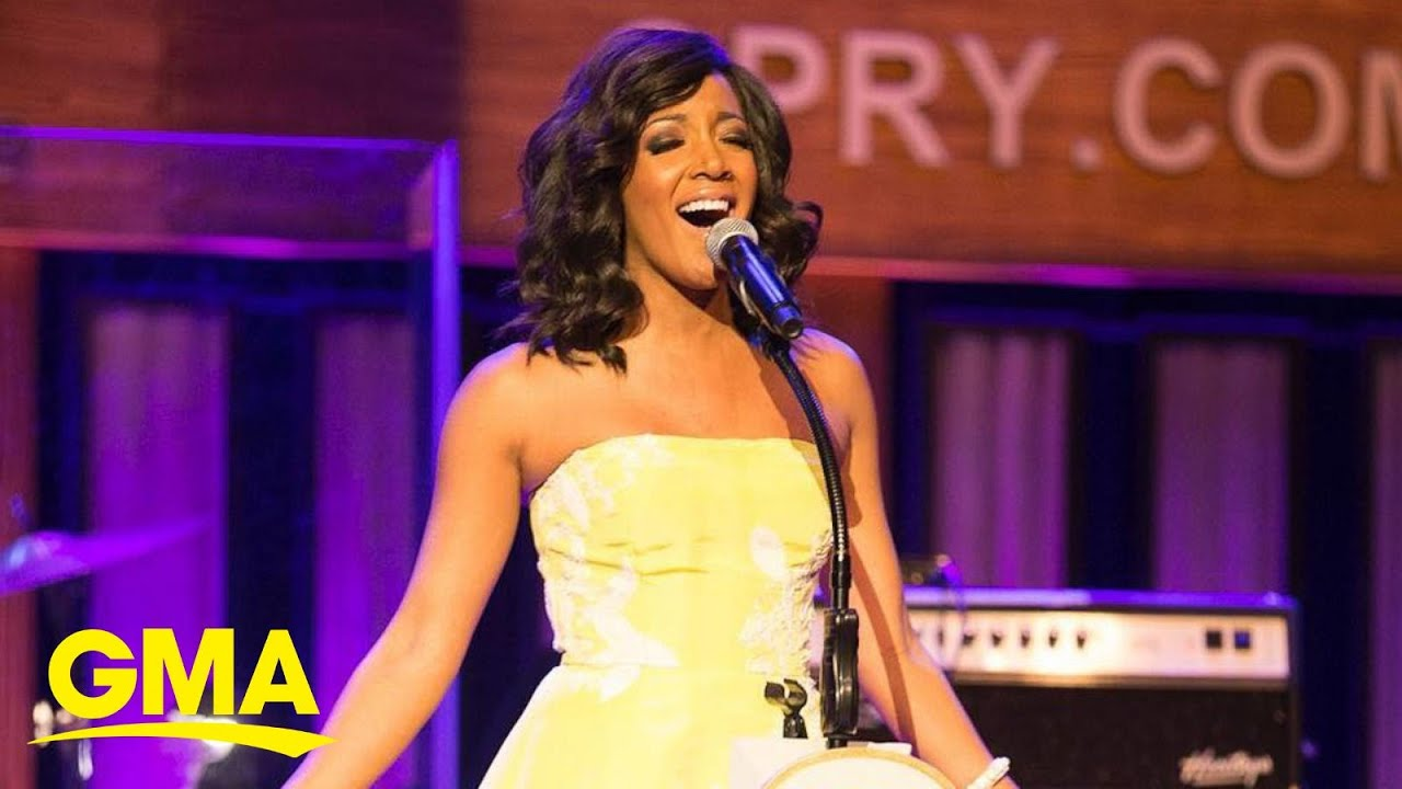 Mickey Guyton makes country music history, but it almost didn't happen | GMA