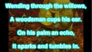 Runescape - Wending Through The Willows Lyrics