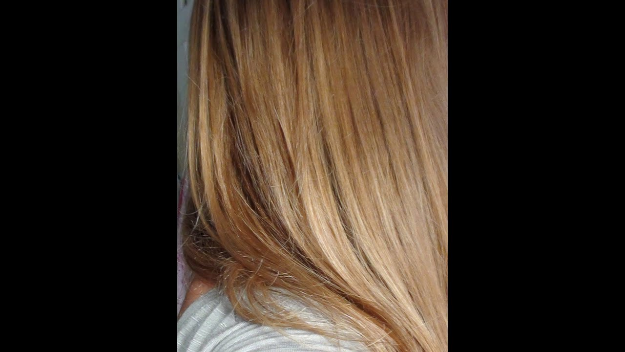 Colori tinte capelli biondi