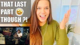 First Time Hearing Matt Corby Reaction   Brother (Live)   Reaction Video